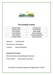 The Founding Trustees website info